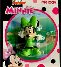 💜Minnie Mouse Figures💜 Collectable Figurine Melody Disney Jr. Cake Topper