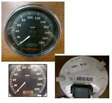 Contachilometri speedo originale KM 67197-99A Harley Davidson Softail 1999-2003