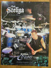 Breaking Benjamin, Chad Szeliga, Yamaha Drums, Full Page Promotional Ad
