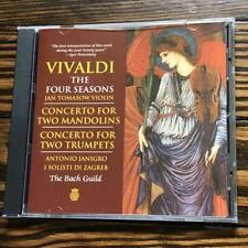 The Bach Guild / Vivaldi: The Four Seasons/Concerto for Two Mandolins/Concerto..