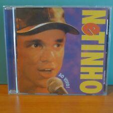 Netinho : Ao Vivo CD * Preciso do voce, Menina Linda, Vida e Festa, Pra Ela