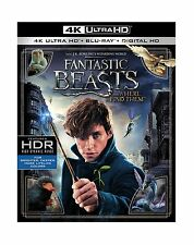 Fantastic Beasts and Where to Find Them (4K Ultra HD + Blu-ray ... Free Shipping