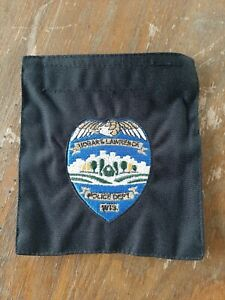 Hobart-Lawrence Wisconsin Police Sheriff Patch Jacket Flap