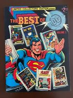 Best of DC - C-52 Treasury - NM (9.4)  Off-White Pages