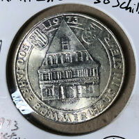1973 Austria 50 Shillings Silver Coin