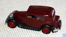 ELIGOR 1:43 AUTO DIE CAST PEUGOT 201 BERLINE 1931 BORDEAUX ART 1016