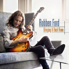 Robben Ford - Bringing It Back Home [New CD]
