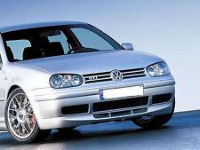 VW Golf Mk4 ANNIVERSARIO Splitter ANTERIORE/VALANCE/SPOILER Bordo a incastro/1997-2006 - Nuovo di Zecca