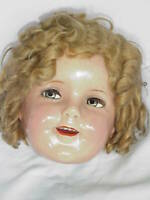 Doll Doctor Renew /Fix Composition Flirty Eyed Shirley Temple Doll Eyes & Lashes