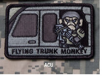 Morale Patch - Milspec Monkey - Flying Trunk Monkey - Acu - Subdued Urban New