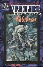 VAMPIRE THE MASQUERADE: CALEBROS - Ed. original en ingles, 1ª Ed. 2002