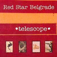 RED STAR BELGRADE - TELESCOPE * NEW CD