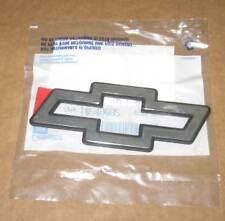 Impala SS~Chrome/Black Bowtie Grill Emblem~1994-1996~10249082~Genuine GM~