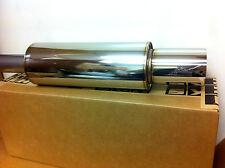 HKS Stainless Hi-Power Universal Muffler Exhaust 130mm