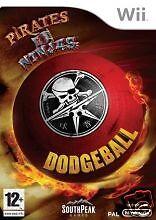 Pirates VS Ninjas Dodgeball  WII  ITALIANO SIGILLATO