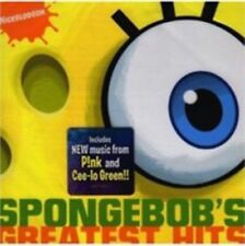 Spongebob's Greatest Hits 0886975585229 by Spongebob Squarepants CD