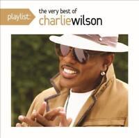 CHARLIE WILSON - PLAYLIST: THE VERY BEST OF CHARLIE WILSON USED - VERY GOOD CD