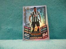 Match Attax Attack 12/13 2012/13 LE7 Hatem Ben Arfa Limited Edition MINT Card