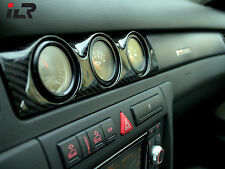 Audi A6 S6 RS6 Allroad 4B C5 Instrumentenhalter Halter Zusatzinstrumente CARBON