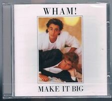 WHAM! MAKE IT BIG CD SIGILLATO!!!