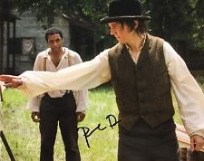 WITH PROOF! PAUL DANO Signed Autographed 8x10 Photo 12 Years A Slave