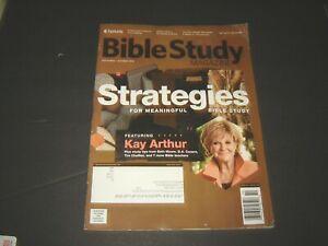 Bible Study Magazine September October 2019 Kay Arthur Beth Moore