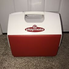 Official Igloo Playmate PAL Cooler 16 Qt. Red