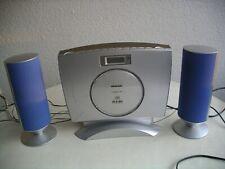 Stereoanlage CD/ Radio Musik Center Micro-Anlage von Universum