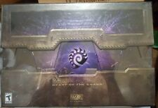 StarCraft II 2 Heart of the Swarm Collector's Edition Windows Mac New Complete