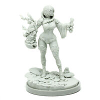 Monk model for Kingdom Death Game Resin Figure
