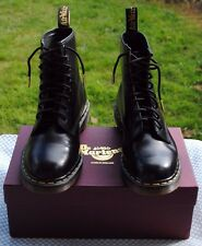 💥Vintage Dr Martens Skinhead Boots UK 8 Made in England Very Good  💥