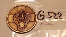 Orden Belgien Rot Kreuz Blutspender Medaille bronze (g522)