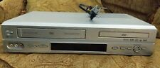Daewoo DV-6T955B 6 Head Hi-Fi Stereo System DVD/VHS VCR Combo Player - No Remote