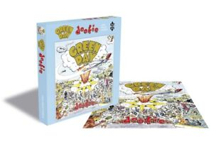 DOOKIE (1000 PIECE JIGSAW PUZZLE) by GREEN DAY Puzzle  RSAW074PZT