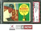 1960 TOPPS ALL-STAR ROOKIE #316 WILLIE McCOVEY RC HOF PSA 8 A3168192-274
