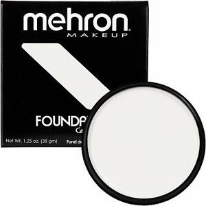 Greasepaint Mehron theatrical circus clown face paint stage costume makeup mime