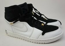 Nike Air Jordan 1 I Retro High Hi EQUALITY BHM Black White Size 14 AQ7474- 82f2c814c