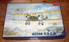 Roden 1/72 scale Gotha G.II or G.III plane kit