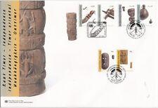 UNO, 2002 Trio-FDC Osttimor alle drei Ausgaben, (19956)