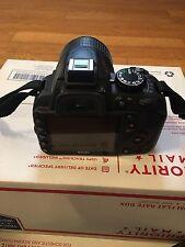 Nikon D D3100 14.2 MP Digital SLR Camera Black Kit w/ 18-55mm AF-S Lens