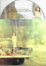 RED HOT CHILI PEPPERS - Desecration smile CD SINGLE 2TR EU CARDSLEEVE 2007 RARE!