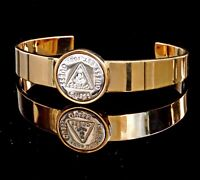 Guess  UBB83082 Moneta Damen Armband zweifarbig neu