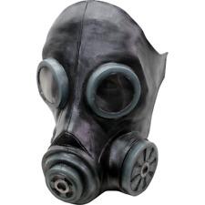 Black Gas Mask Smoke Mask Bio Hazard Military Zombie Ghoulish Productions