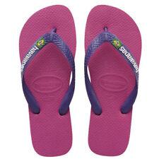 Sandali e scarpe slim rosi per il mare da donna mare