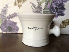 EDWIN JAGGER RN47 -Porcelain Shaving Mug IVORY
