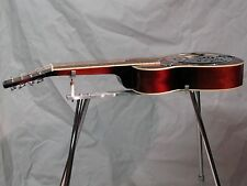 Resonator Lap Steel Guitar Stand Musical Instrument Stand Universal 4 Legs