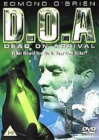 D.O.A. DVD New & Sealed 5060033472033