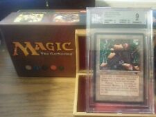 Antiquities Mishra's Factory BGS Graded 9 Mint Magic The Gathering MTG 1994 Wow