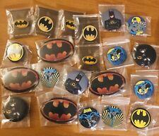 Batman 21 Piece Pin Lot