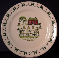 Metlox Poppytrail Homestead Provincial Luncheon Plates (6 for one price)